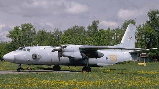 T-70 /An-26/ An26